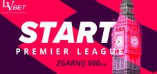 500 PLN bonusu na Premier League!